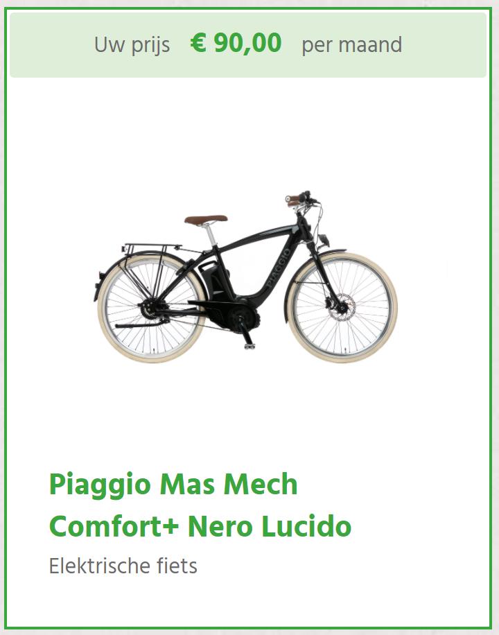Mas Mech Comfort+