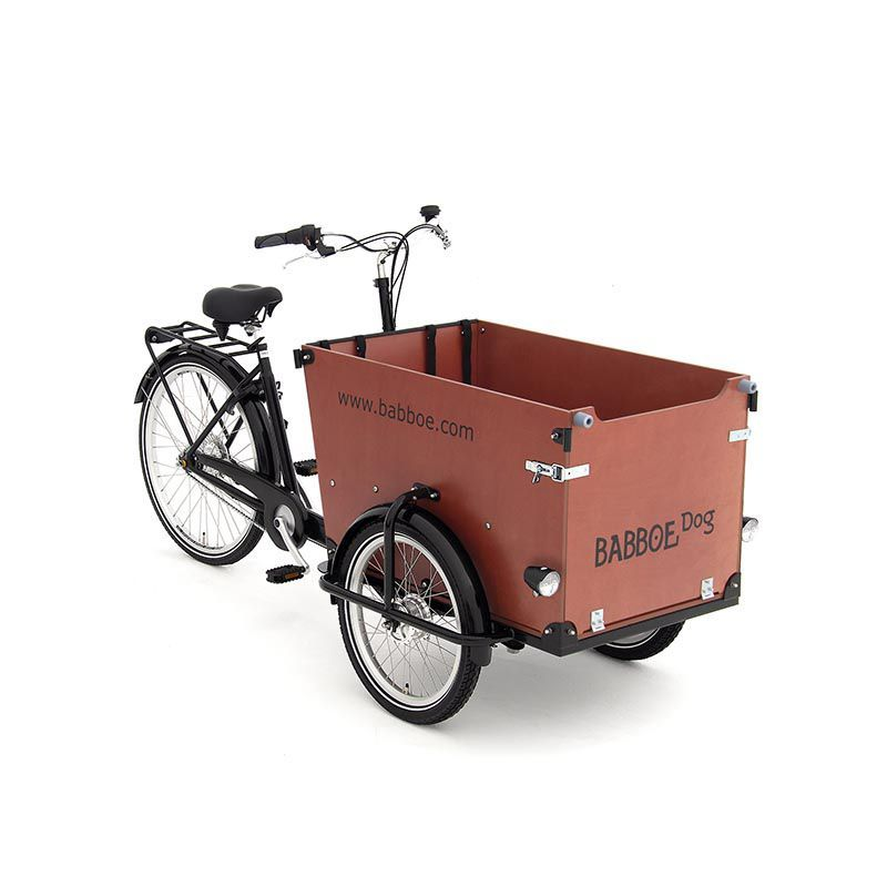 Leasefiets_babboe_dog